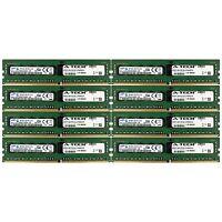 PC4-17000 Samsung 64GB Kit 8x 8GB Dell PowerEdge R730xd R730 R630 Memory RAM