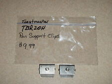 Toastmaster Bread Maker Machine Pan Support Clips Model Tbr20H