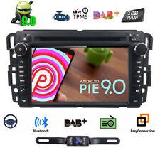 Android 9.0 Gps Nav 2Din For Gmc Sierra 1500 2500Hd 3500Hd Car Radio Dvd Player