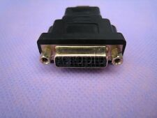 DVI-D DVI-I Dual Link (24+5) Female to HDMI Male Adapter