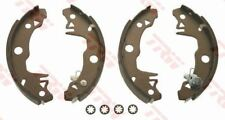 GS8319 TRW Brake Shoe Set Rear Axle
