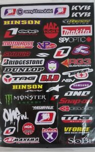 Quad Pit Bike mini moto midi atv  buggy Decals Stickers graphics