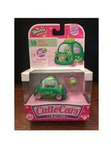 SHOPKINS CUTIE CARS #18 JELLY JOYRIDE MINI SHOPKIN  IN HAND!!