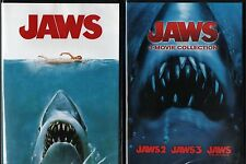JAWS COMPLETE COLLECTION SERIES 1/2/3/4 3-DISC SET NEW SEALED DVD FREE SHIPPING
