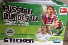 Bundesliga 2012/2013 - Panini Bilder; Auswahl v. 20 Bildern aus ca 300