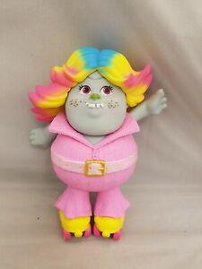 "The Trolls Movie Briget Roller Skates 6"" Figure Doll"