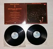 2Lp Bob Dylan / The Band – Before The Flood (1974)