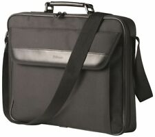 "NEW STURDY HIGH STRENGTH TRUST 17.4"" NOTEBOOK LAPTOP CARRY BAG CASE, BLACK 3680"