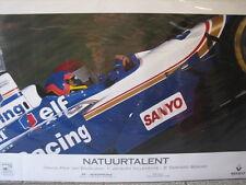 "Rothmans Williams Renault FW18 1996 #6 Jacques Villeneuve ""Natuurtalent"""