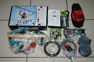 Slackers Ninja Line Ninjaline Intro Kit 11m 113kg Limit SLA.788M