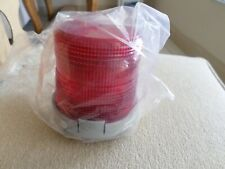 Emergency / Safety Light, Edwards 48Sinr-G1-20Wh AdaptaBeacon 24Vdc, Red