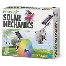 SOLAR MECHANICS - GREEN SCIENCE KIDZ LABS EDUCATIONAL SCIENCE & ACTIVITY KIT 4M