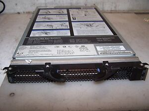 IBM HS20 BLADECENTER BLADE SERVER ID # 8843-31U
