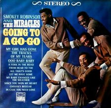 """THE MIRACLES~""""GOING TO A' GO-GO""""~ U.S.ORIG T-267 STEREO~""""EXCELLENT""""~LP!!!"""