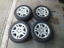 Alufelge 16x 8ET 36LK 5x112 Mercedes W211 E Klasse A 2114013302 Michelin Primacy