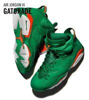 "Nike Air Jordan 6 Retro "" NRG Gatorade Like Mike ""Authentic Deadstock Neu 43 EUR"