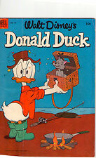 Donald Duck #29 - Carl Barks Fishing Cover - 1953 (Grade 5.0) WH