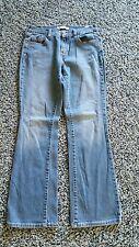 "Levi's 515 Boot Cut Women's Jeans Size 4M - 28""W X 29""L"
