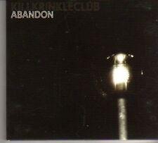 (BN9) Killkrinkleclub, Abandon - 2010 CD