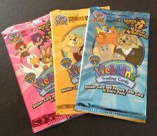 6 Packs of Webkinz Trading Card Series 3