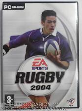 Jeu RUGBY 2004 pour PC francais game ea sports juego spiel vintage collection