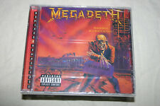 "Megadeth - ""Peace Sells... but who's Buying"" CD 2004 NUOVO OVP"