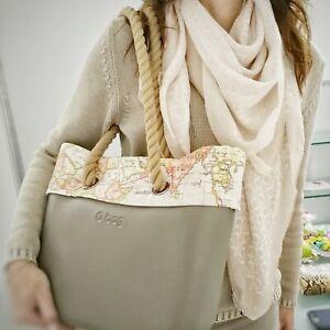 Bordo per O BAG Standard o Mini fatto a mano  (tessuti e dimensioni a scelta)