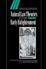 Natural Law Theories in the Early Enlightenment (Ideas in Context)