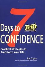 7 Days to Confidence *LOW LOW PRICE* FREE SHIPPING