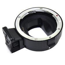 Auto Focus AF Lens Mount Adapter EF-NEX IV For Canon EF EF-S lens to Sony NEX