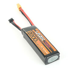 11.1V 2200mAh 35C XT60 Plug VOK 3S Discharger Lipo Battery For RC Aircraft