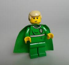 LEGO® Harry Potter Figur Draco Malfoy + grünen Umhang aus 4726 hp020 / 21