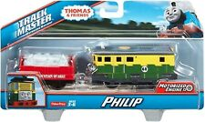 Thomas Friends pista Master Motorized Engine & Philip Juego Fisher Price #NG
