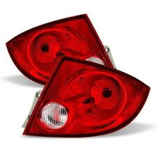 Chevy 05-10 Cobalt 07-08 G5 05-06 Pursuit 4dr Sedan Replacement Tail Lights Set