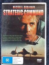 Strategic Command (DVD) Michael Dudikoff # 1348