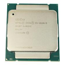 Intel CPU Xeon E5-2620v3 HexaCore 2,40GHz 15MB Cache SR207 Socket FCLGA2011-3