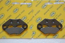 FRONT BRAKE PADS fit POLARIS Ranger 6X6 99-00
