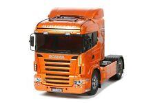 Tamiya 56338 1/14 RC Scania R470 Highline - Orange Edition