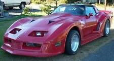 68-82 Corvette Daytona SHOWCARS Body Kit