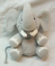 "Ringling Brothers Barnum & Bailey ELEPHANT 6"" BEAN BAG STUFFED ANIMAL Toy"