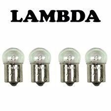 Indicator Bulbs X4 for Honda Models XL200 XR200 XR250 XR350 XR500 XR600