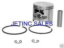 PISTON & RING KIT W/ GASKETS FITS STIHL 050 051 TS 510  52mm W/GASKET