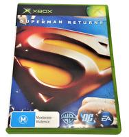 Superman Returns XBOX Original PAL *Complete*