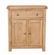 Hall Cabinet Melbourne Country Oak 2 Door 1 Drw