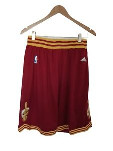 Adidas Cleveland Cavaliers Men's 2XL Embroidered Basketball Shorts