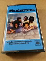 The Manhattans : Vintage Tape Cassette Album from 1976