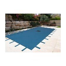 Bache de protection d'hiver pour piscine rectangulaire jusqu'à 8x5 m
