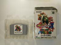 Super Mario 64 Shindou Edition In Box No Manual (Nintendo 64 N64, 1997) Japan