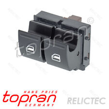 Window Control Regulator Lifter Switch Skoda:OCTAVIA II 2,FABIA II 2,ROOMSTER