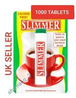 SLIMMER 1000 CALORIE FREE Sweetener Tablets  UK SELLER
